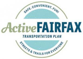 ActiveFairfax Transportation Plan Logo