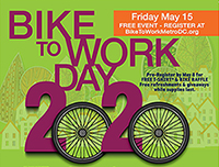 Bike to Work Day Poster Thumbnail