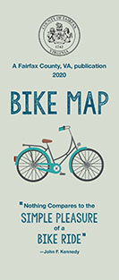 Bike Map 2020 Cover