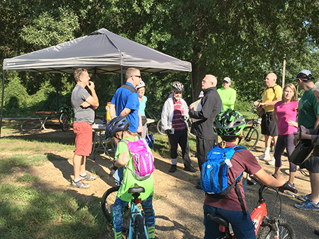 Bike Your Park Day 2018