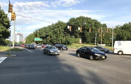 Dolley Madison Boulevard - Lewinsville Road - Great Falls Street Intersection