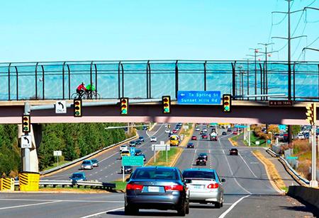 Fairfax County Parkway Reston photo