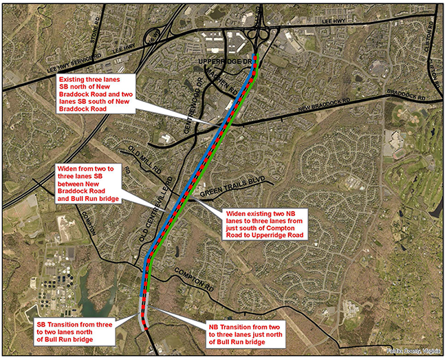 Route 28 Widening Project | Transportation
