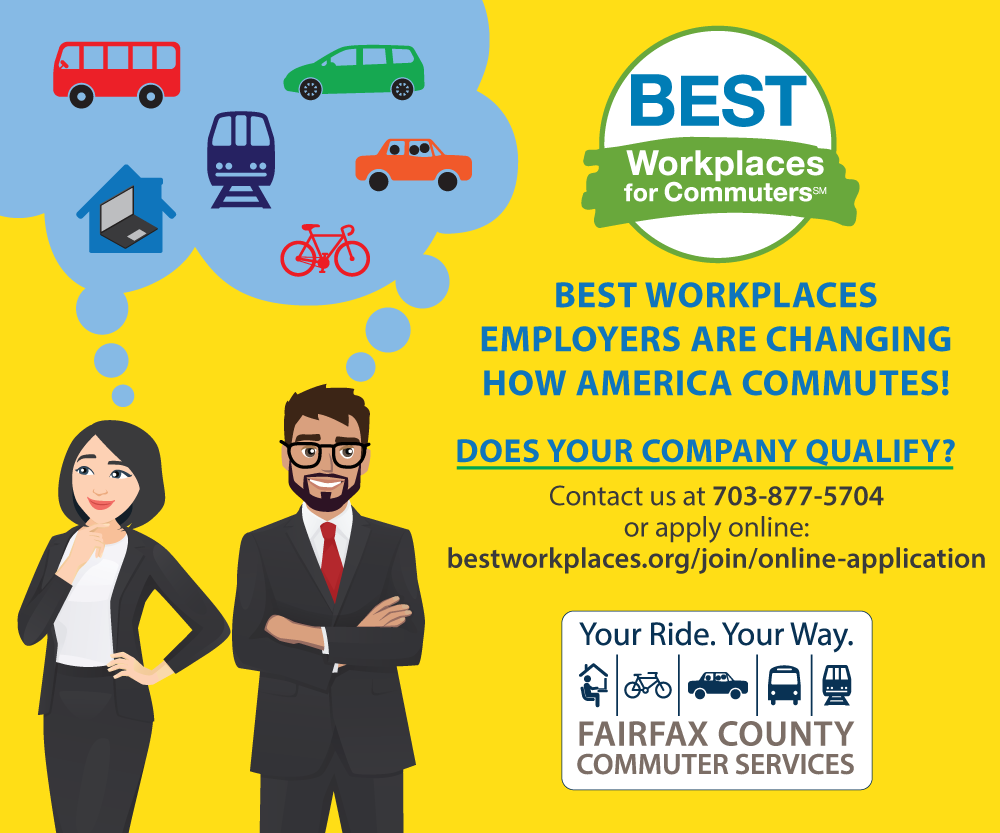 Best Workplaces for Commuters Awards Ceremony