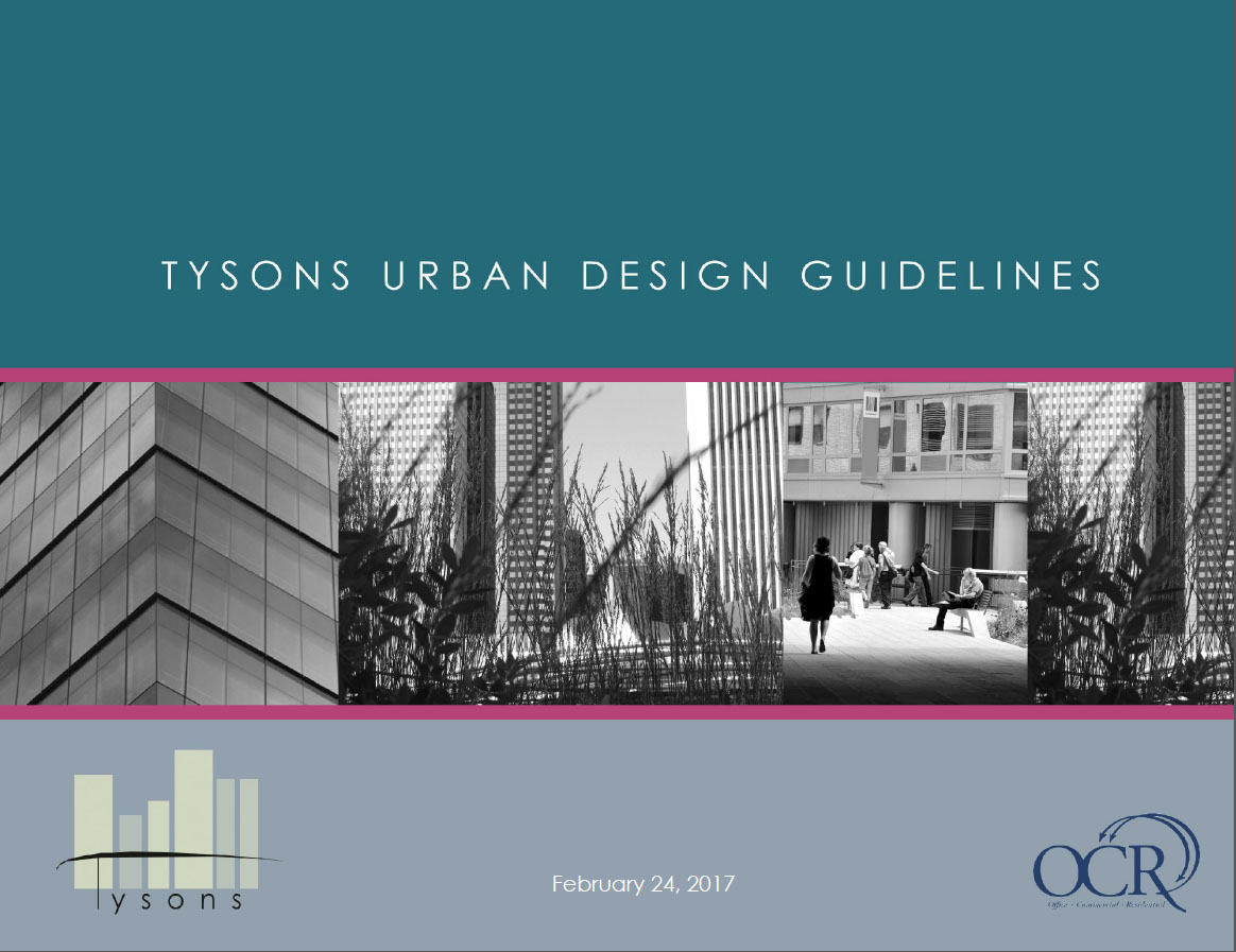 Tysons Urban Design Guidelines
