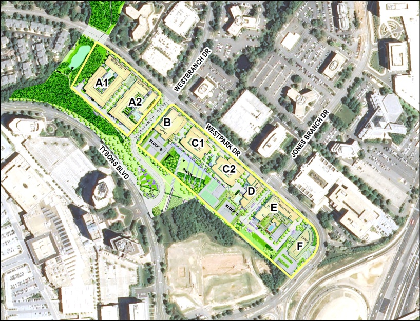 Image of Arbor Row Development Plan